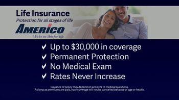 Americo Life Inc. Final Expense Whole Life Insurance TV Spot, 'Funeral Costs' - Thumbnail 6