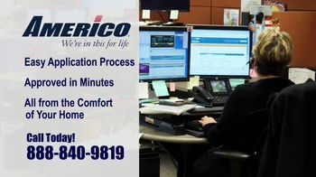 Americo Life Inc. Final Expense Whole Life Insurance TV Spot, 'Funeral Costs' - Thumbnail 8