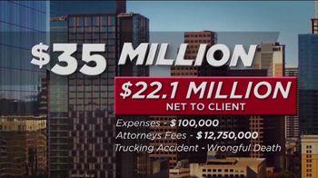 Thomas J. Henry Injury Attorneys TV Spot, 'Results' - Thumbnail 3