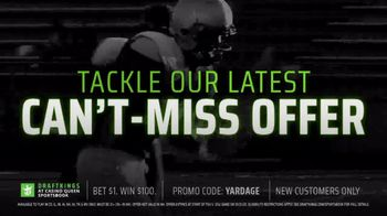 DraftKings at Casino Queen Sportsbook TV Spot, 'Can't-Miss Offer: Penn State v. Ohio State' - Thumbnail 3