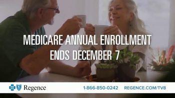 Regence Medicare Advantage Plan TV Spot, 'Make a Change'