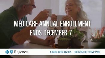 Regence Medicare TV Spot, 'Make a Change'