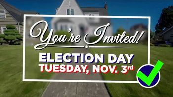 The Voter Project TV Spot, 'RSVP'
