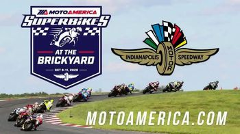 MotoAmerica TV Spot, '2020 Superbikes at the Brickyard' - Thumbnail 7
