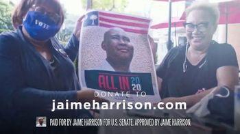 Jaime Harrison for U.S. Senate TV Spot, 'Unseat Graham' - Thumbnail 10