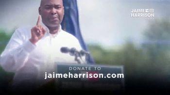 Jaime Harrison for U.S. Senate TV Spot, 'Unseat Graham' - Thumbnail 7