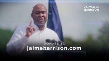 Jaime Harrison for U.S. Senate TV Spot, 'Unseat Graham' - Thumbnail 8