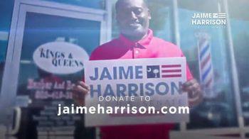 Jaime Harrison for U.S. Senate TV Spot, 'Unseat Graham' - Thumbnail 9