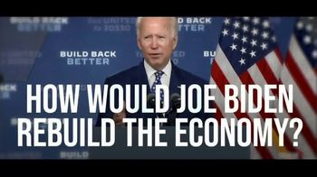 Independence USA PAC TV Spot, 'Biden Economic Plan'