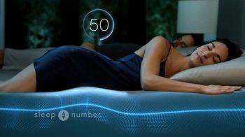 Sleep Number Veterans Day Sale TV Spot, 'Temperature Balance: Save up to $700' - Thumbnail 5