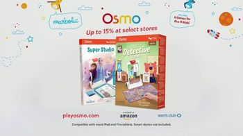 Osmo Little Genius Kit TV Spot, 'Real Play, Real Learning' - Thumbnail 10