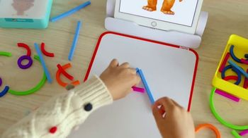 Osmo Little Genius Kit TV Spot, 'Real Play, Real Learning' - Thumbnail 3