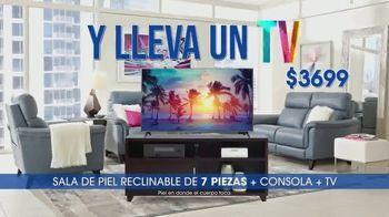 Rooms to Go TV Spot, 'Compra una sala' [Spanish] - Thumbnail 1