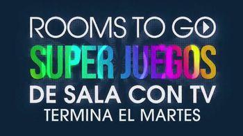 Rooms to Go TV Spot, 'Compra una sala' [Spanish] - Thumbnail 3