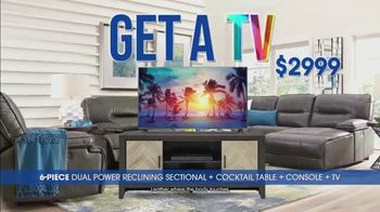 Rooms to Go Ultimate TV Package TV Spot, 'Buy the Room and Get a TV: $2,999' - Thumbnail 2