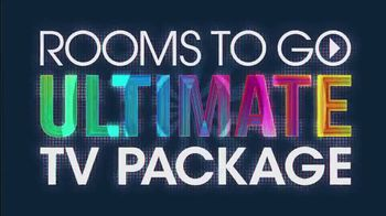 Rooms to Go Ultimate TV Package TV Spot, 'Buy the Room and Get a TV: $2,999' - Thumbnail 5