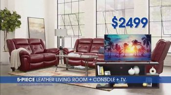 Rooms to Go Ultimate TV Package TV Spot, 'Buy the Room and Get a TV: $2,999' - Thumbnail 6