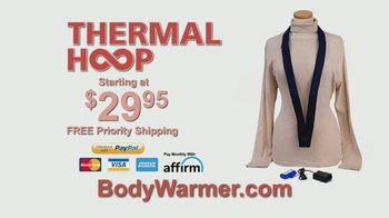 Bodywarmer Thermal Hoop TV Spot, 'Protect Your Health' - Thumbnail 9