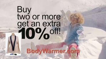 Bodywarmer Thermal Hoop TV Spot, 'Protect Your Health' - Thumbnail 7