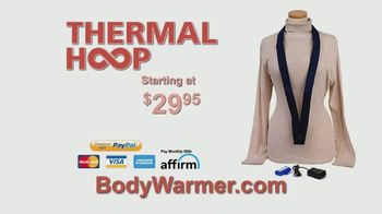 Bodywarmer Thermal Hoop TV Spot, 'Protect Your Health' - Thumbnail 8
