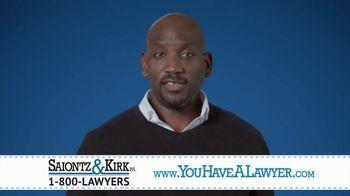 Saiontz & Kirk, P.A. TV Spot, 'When You Need a Lawyer'