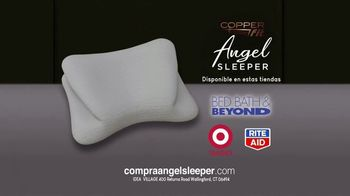 Angel Sleeper by Copper Fit TV Spot, 'De lado o de espalda' [Spanish] - Thumbnail 6
