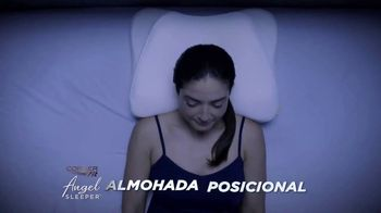 Angel Sleeper by Copper Fit TV Spot, 'De lado o de espalda' [Spanish]
