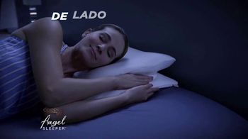 Angel Sleeper by Copper Fit TV Spot, 'De lado o de espalda' [Spanish] - Thumbnail 2