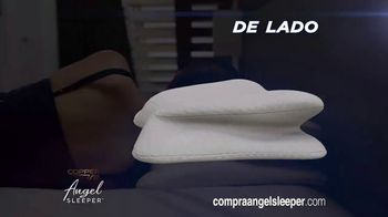 Angel Sleeper by Copper Fit TV Spot, 'De lado o de espalda' [Spanish] - Thumbnail 4