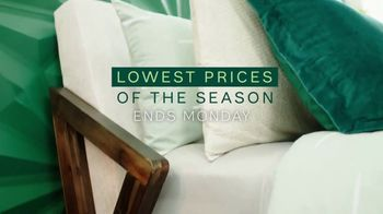Ashley HomeStore Lowest Prices of the Season TV Spot, 'Beds and Dining Tables' - Thumbnail 2