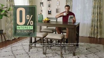 Ashley HomeStore Lowest Prices of the Season TV Spot, 'Beds and Dining Tables' - Thumbnail 7
