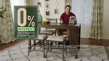 Ashley HomeStore Lowest Prices of the Season TV Spot, 'Beds and Dining Tables' - Thumbnail 8