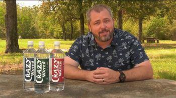 Crazy Water TV Spot, 'Legend Has It' Featuring Bob Mauldin - Thumbnail 5