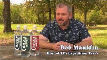 Crazy Water TV Spot, 'Legend Has It' Featuring Bob Mauldin