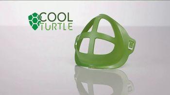 Cool Turtle TV Spot, 'Wearing a Mask' - Thumbnail 2