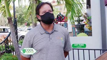 Cool Turtle TV Spot, 'Wearing a Mask' - Thumbnail 4