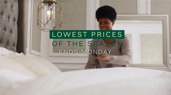Ashley HomeStore Lowest Prices of the Season TV Spot, '0% Interest and $300 Ashley Cash' - Thumbnail 1