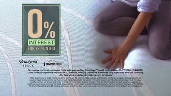Ashley HomeStore Lowest Prices of the Season TV Spot, '0% Interest and $300 Ashley Cash' - Thumbnail 2