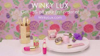 Winky Lux TV Spot, 'Meet Winky Lux' - Thumbnail 10