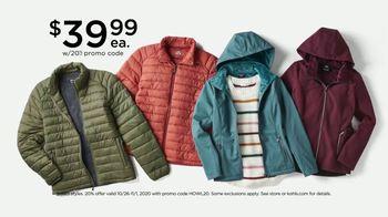 Kohl's TV Spot, 'Holidays: Extra 20% off: Outerwear, Koolaburra and Sleepwear' - Thumbnail 2
