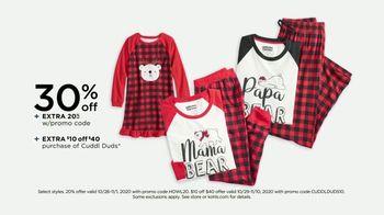 Kohl's TV Spot, 'Holidays: Extra 20% off: Outerwear, Koolaburra and Sleepwear' - Thumbnail 4