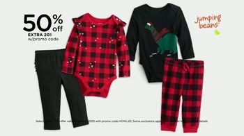 Kohl's TV Spot, 'Holidays: Extra 20% off: Fleece, Jumping Beans and Fall Home Decor' - Thumbnail 5