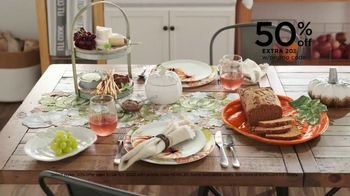 Kohl's TV Spot, 'Holidays: Extra 20% off: Fleece, Jumping Beans and Fall Home Decor' - Thumbnail 6