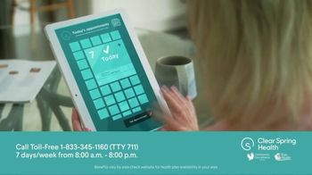 Clear Spring Health eCare Experience Tablet TV Spot, 'Workout'