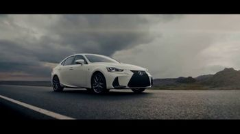 2020 Lexus IS TV Spot, 'Legacy in the Making' [T2] - Thumbnail 1