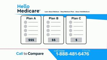 HelloMedicare TV Spot, 'Making Choosing a Medicare Plan Easier' - Thumbnail 7
