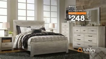 Ashley HomeStore Lowest Prices of the Season TV Spot, 'Beds, Dining Tables and Sofas' - Thumbnail 4