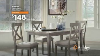 Ashley HomeStore Lowest Prices of the Season TV Spot, 'Beds, Dining Tables and Sofas' - Thumbnail 5