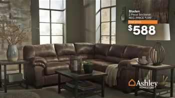 Ashley HomeStore Lowest Prices of the Season TV Spot, 'Beds, Dining Tables and Sofas' - Thumbnail 7