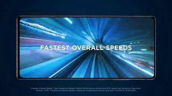 Spectrum Mobile TV Spot, 'Even More Speed' - Thumbnail 1